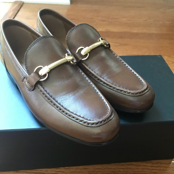 3c83bf22a48 SAKS FIFTH AVENUE FIRENZE LOAFER MENS 7